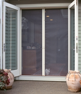 Retractable Screen Door Photo Gallery