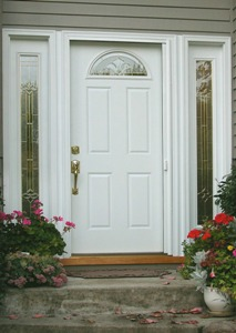 single front doorsRetractable Screen Door  Photo Gallery